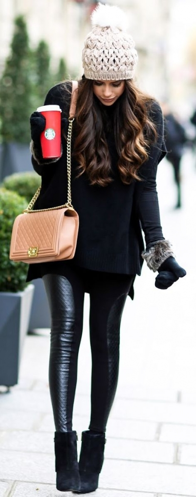 winter-fashion-black-knit-leather-405x1024