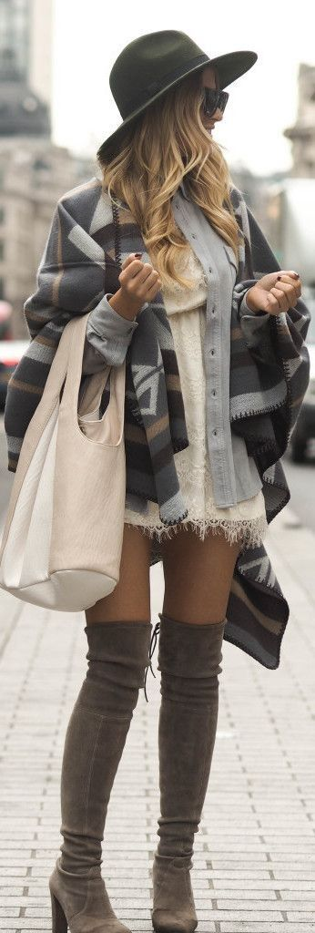 winter-fashion-geo-print-knit-layers